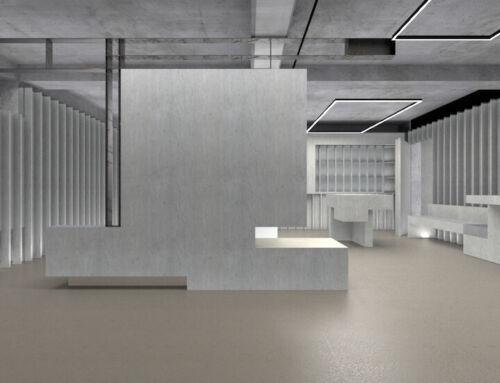 Cork Butter Museum, Interpretive Centre – DATUM & Stephen Foley Architects and MODET Furniture